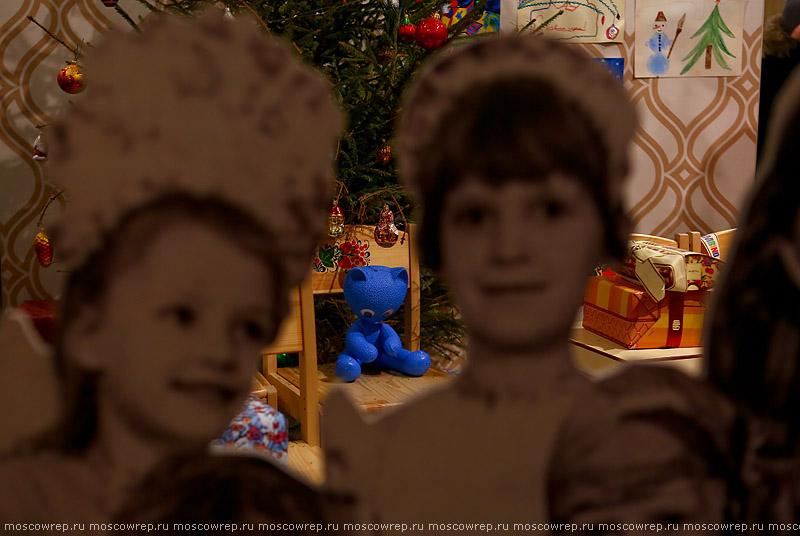 Московский репортаж, Москва, ГУМ, «Новогодняя коллекция заслуженного артиста Александра Олешко», New Year, антиквариат, antics, Russia, Moscow, Россия, Москва , Александр Олешко, Новый Год