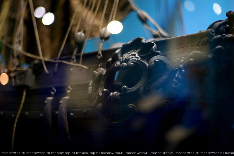 Москва, Московский репортаж, Коломенское, МГОМЗ, Петр Первый, Петр I, мореплавание, 345-летие Петра Первого, Как царь Петр море полюбил