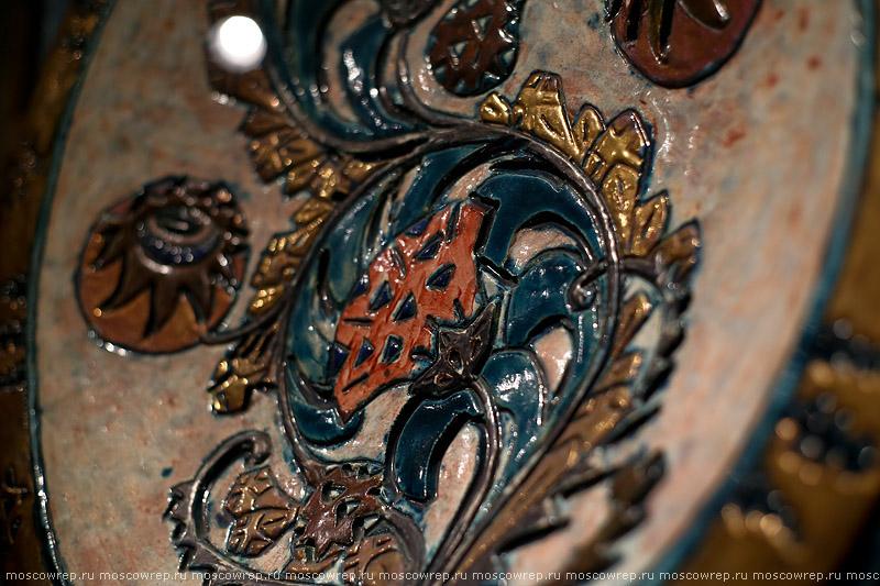 Московский репортаж, Москва, ВМДПНИ, Russia, Moscow, art, Русский стиль. От историзма к модерну