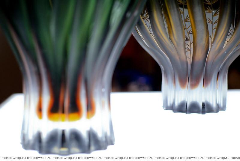 Московский репортаж, Москва, Весна в Октябре. Художественное стекло и керамика 1960-1980-х годов из собрания Всероссийского музея декоративно-прикладного и народного искусства, ВМДПНИ