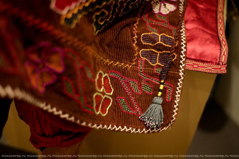 Москва, Московский репортаж, Музей моды, Когда цветёт гранат... Хранители традиций Узбекистана, Узбекистан, мода, fashion