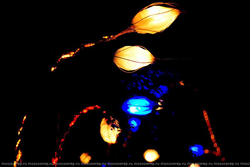 Московский репортаж, Москва, ВДНХ, Останкинский парк, Фестиваль искусств Вдохновение