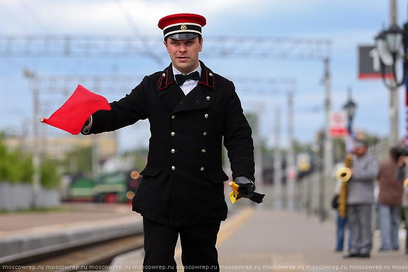 Московский репортаж, Москва, Рижский вокзал, Времена и эпохи, Московские сезоны