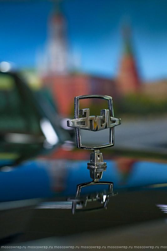 Московский репортаж, Москва, Сокольники, ЗиЛ, ЗИЛ, винтаж, ретроавтомобили, ретро, авто