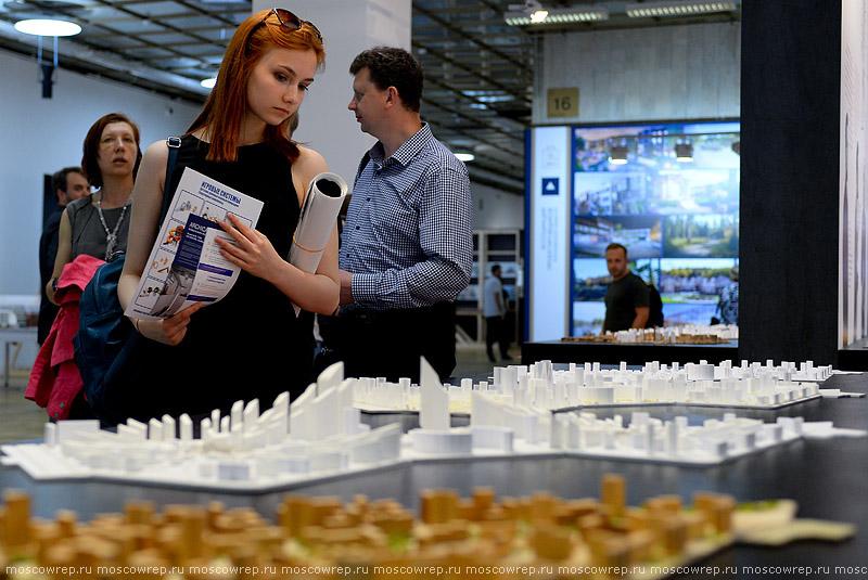 Московский репортаж, Москва, Арх Москва 2018, ЦДХ, архитектура, дизайн, реновация, cha, Moscow, Russia