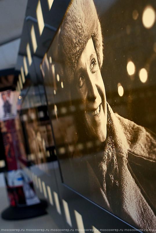 Московский репортаж, Москва, Новый Манеж, Эльдар Рязанов, Необъятный Эльдар, советское кино, russian cinema