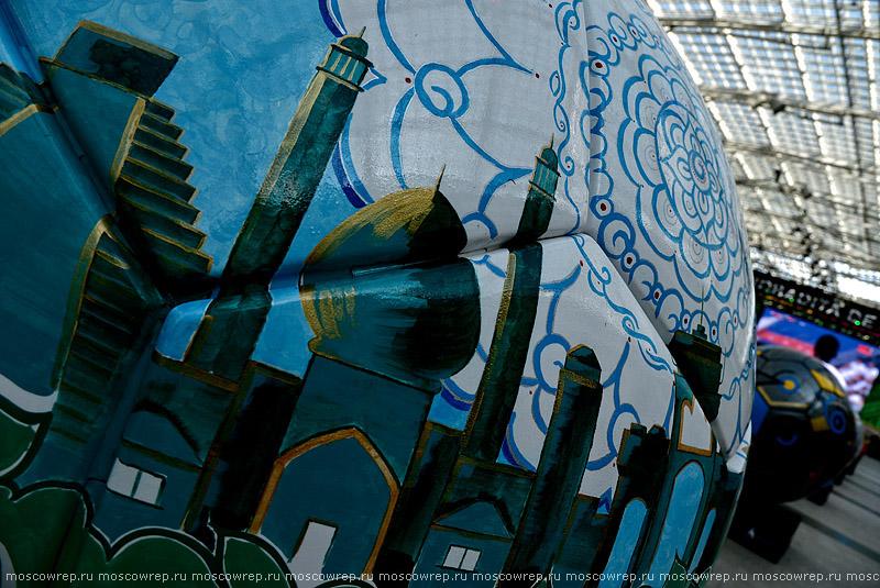 Московский репортаж, Москва, Гостиный двор, Мундиаль2018, футбол, Дом болельщиков Мексики, Russia, Moscow, FIFA, Mundial2018, Football, Una Probadita de Mexico, Mexico