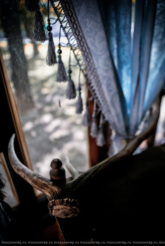 Московский репортаж, Москва, Московские сезоны, Времена и эпохи, Север и Юг, США