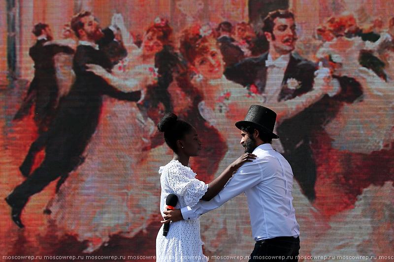 Москва, Московский репортаж, Книжный фестиваль, Красная площадь