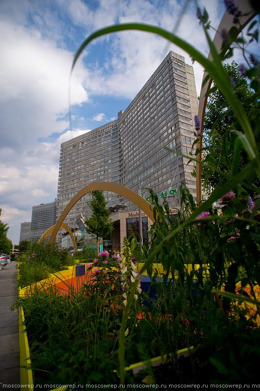 Московский репортаж, Москва, Цветочный джем 2019, Московские сезоны