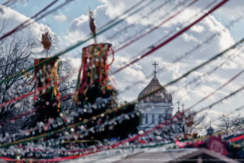 Московский репортаж, Москва, Масленица, Московские сезоны
