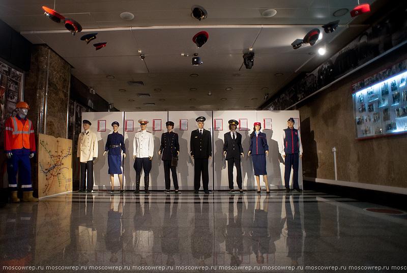 Москва, Московский репортаж, Центр профориентации, Выставочная, метро, мода