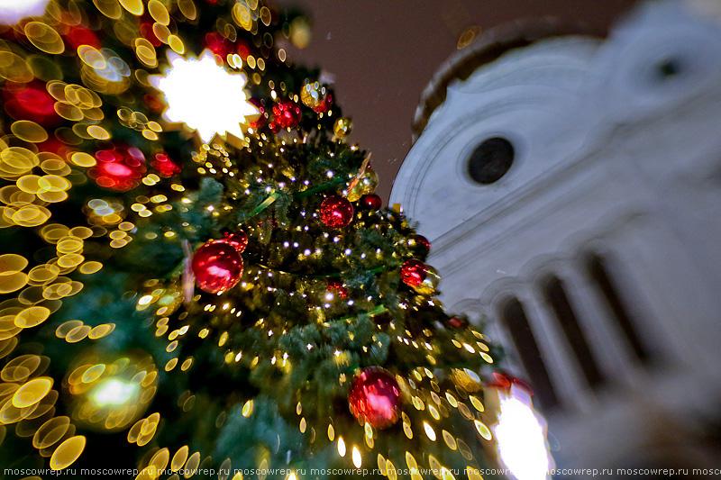 Московский репортаж, Москва, Московские сезоны, Новый год, Путешествие в Рождество